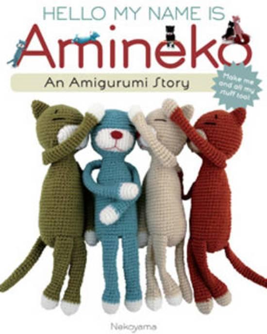 Bolcom Hello My Name Is Amineko Nekoyama 9781589235717 Boeken