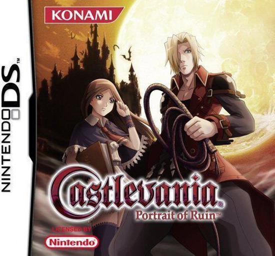 Castlevania - Portrait Of Ruin