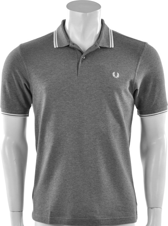 Slim Fit Twin Tipped Shirt Pique