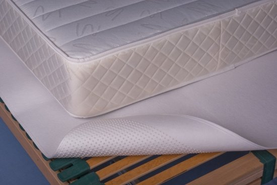 Matras 80 Cm : Bol.com cevilit matrasbeschermer matras fix 80 x 190 200 cm