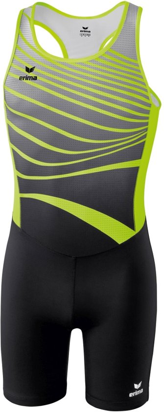 Erima Atletiek Sprintpak - Shorts  - zwart - S