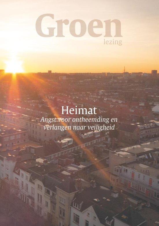 Boek cover Heimat van Beatrice de Graaf (Paperback)