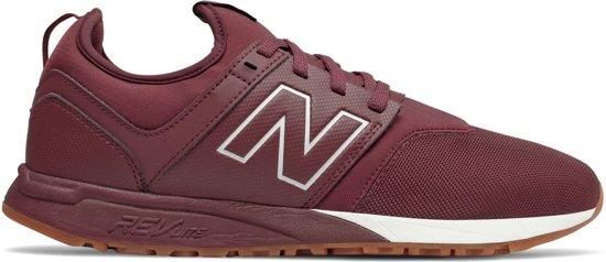 New Balance 247 Sneaker Heren Sneakers - Maat 42.5 - Mannen - rood