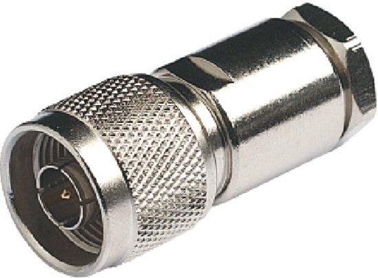 Glomex Stekker / Coax Plug N-Male RA158