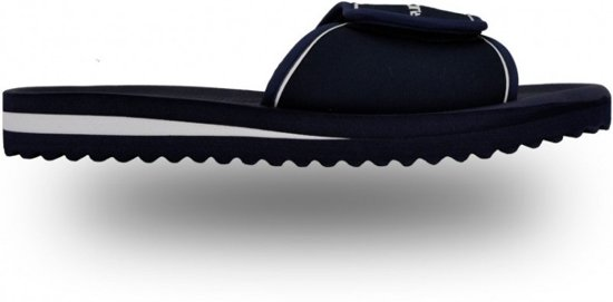 44 Slippers Rucanor Maat Zwart wit Unisex Bad gAqqUI