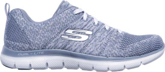 Skechers Sportschoenen Dames FLEX APPEAL 2.0 HIGH ENERGY 12756 SLT Slate