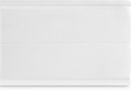 Matras - 120x220 - 7 zones - koudschuim - microvezel tijk - 15 cm hoog - medium & hard