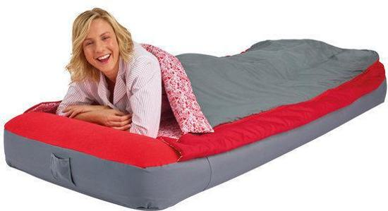 ReadyBed Deluxe 3-in-1 Eenpersoons Luchtbed