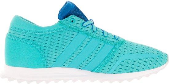bol.com | Adidas Los Angeles Sneakers Dames Turquoise Maat ...