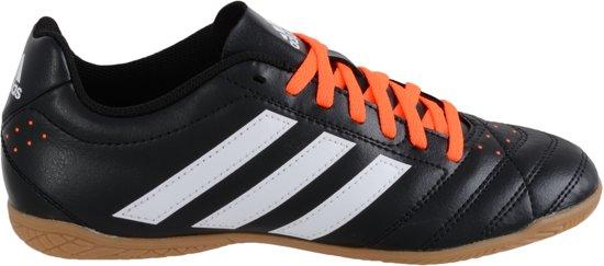 77e9d4b42c1 bol.com | adidas Goletto V Indoor - Voetbalschoenen - Mannen - Maat 39 1/3  - zwart/wit/oranje