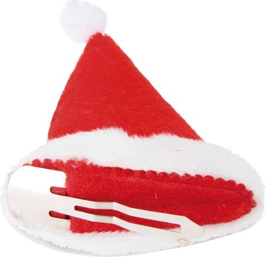 Afbeelding van het spel Small Foot Haarsieraden Kerstmuts Set Van 24