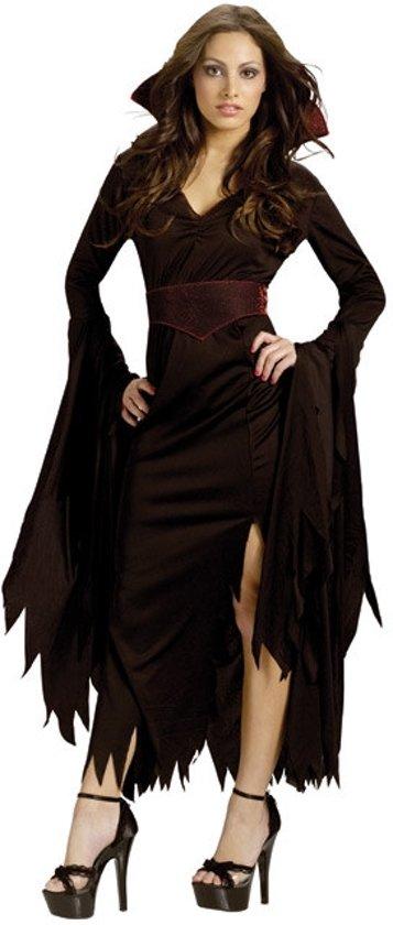 Zeer bol.com | Gothic vampier kostuum voor vrouwen - Verkleedkleding &EA24