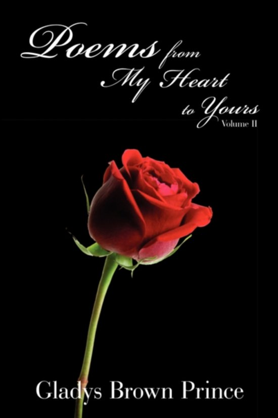 Bolcom Poems From My Heart To Yours Volume Ii Gladys Brown