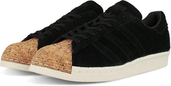 adidas superstar 80s w schoenen zwart wit