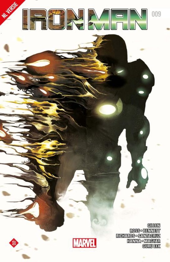 Marvel 0 - 09 Iron man