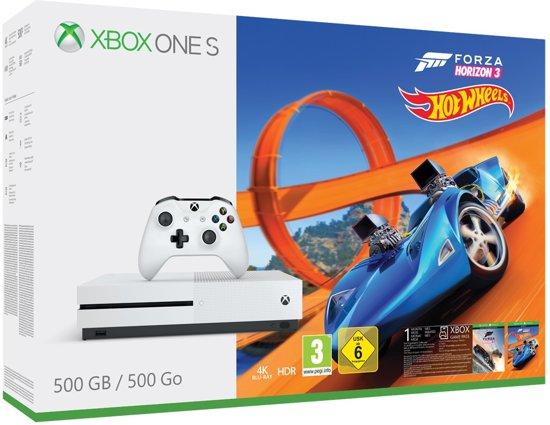 Xbox One S Forza Horizon 3 Hot Wheels Console - 500 GB