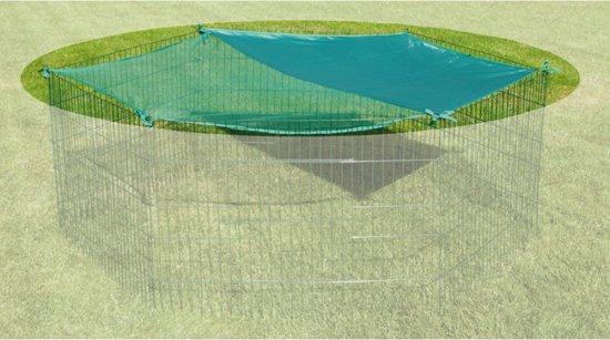 Adori Beschermnet Voor Konijnenren L - Groen - ø180 cm