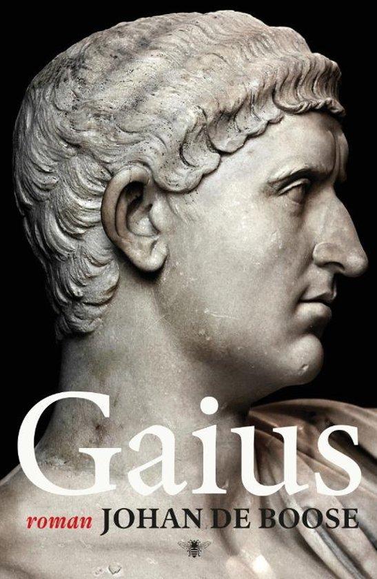 Boekomslag voor Gaius