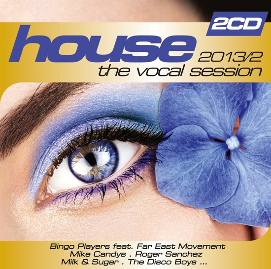 House: The Vocal Session 2013/