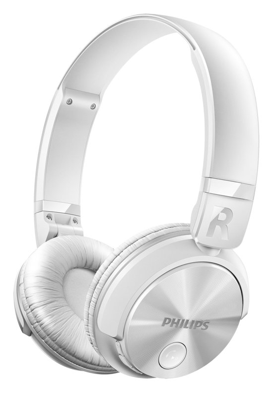 Philips Bluetooth-stereohoofdtelefoon SHB3060WT/00