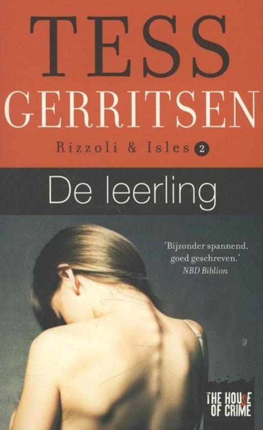 Tess-Gerritsen-De-Leerling-Tv-Serie-Editie