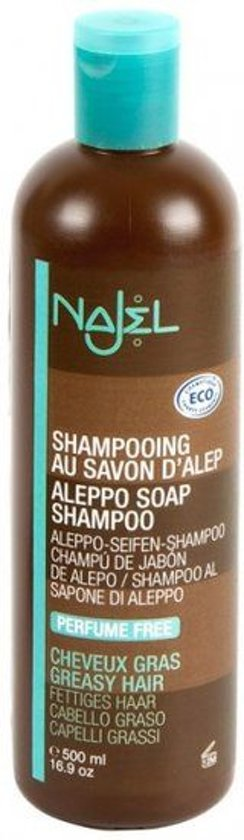 Aleppo Shampoo voor Vet Haar
