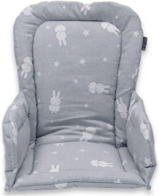 Nijntje stoelverkleiners grijs one size