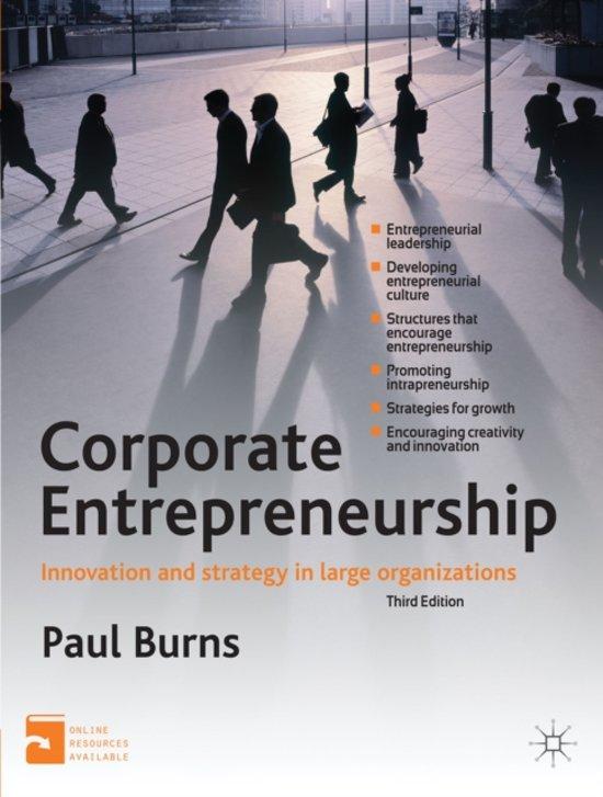culture of entrepreneurship essay