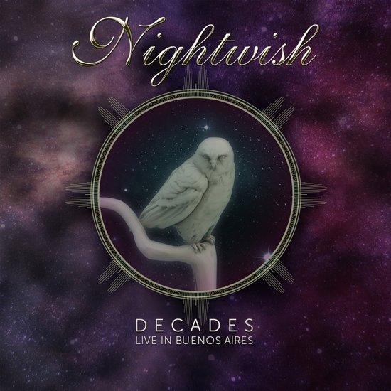 CD cover van Decades: Live In Buenos Aires (Blu-ray) van Nightwish