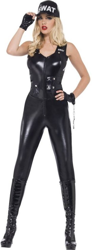 17e2e3413875af Sexy SWAT kostuum