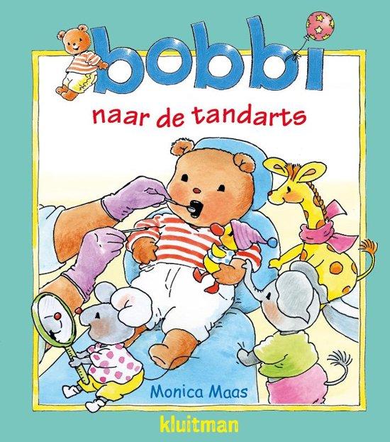 Boek cover Bobbi - Bobbi naar de tandarts van Monica Maas (Hardcover)