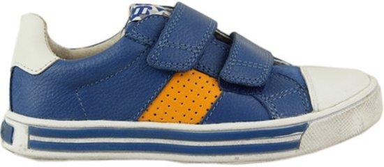 e6a604026bb bol.com | Braqeez 419333 Jongens Sneakers - 25 - Blauw