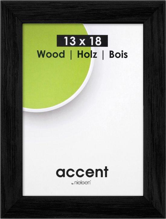 Nielsen Accent Magic 13x18 hout zwart 9732004