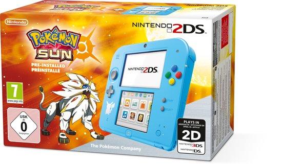 Nintendo 2DS + Pokemon Sun kopen