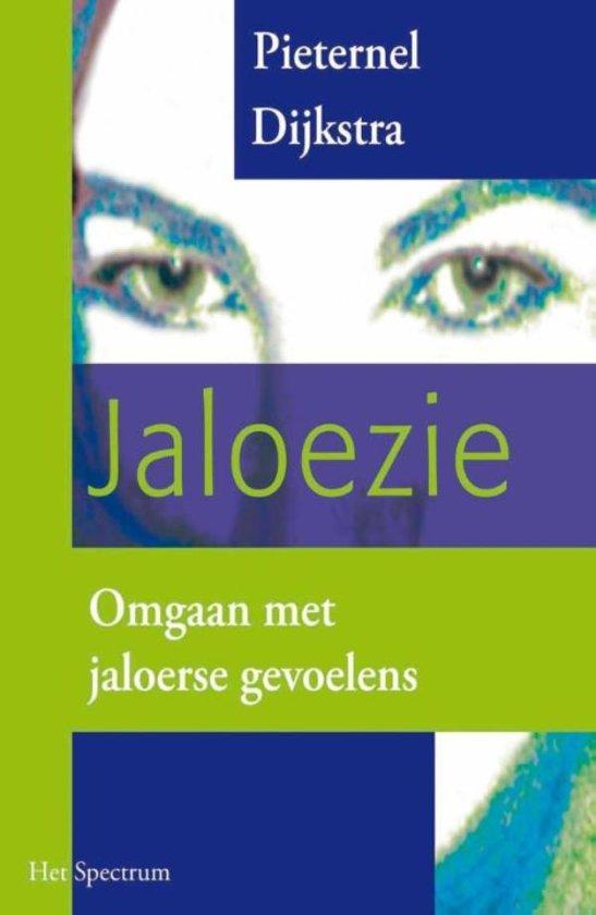 Boek cover Jaloezie van Pieternel Dijkstra (Onbekend)
