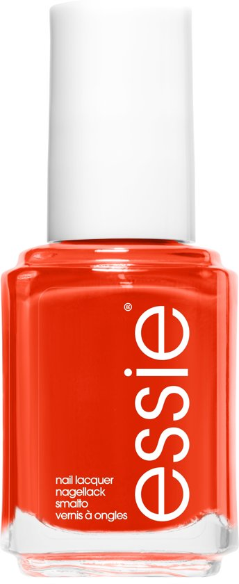 essie meet me at sunset 67 - rood - nagellak