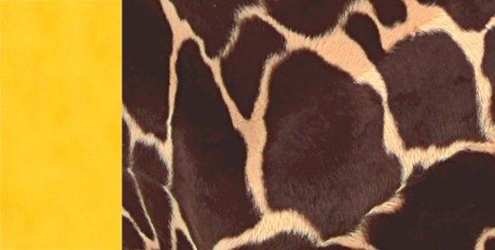 Kinderhangstoel 'Hang Mini' giraffe