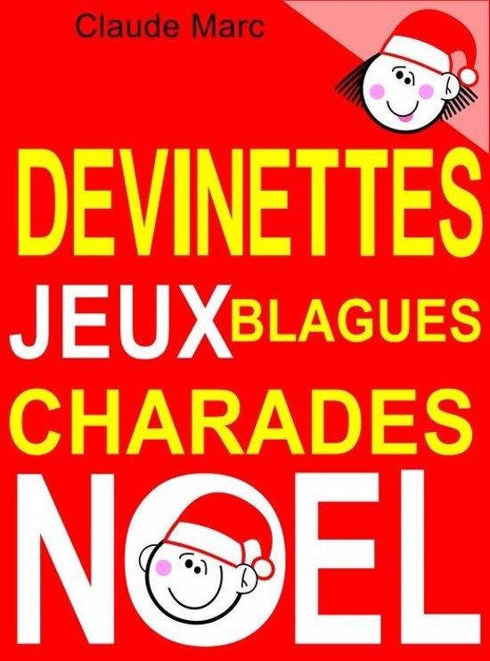 Bolcom Devinettes Et Blagues De Noël Charades Jeux De Lettres