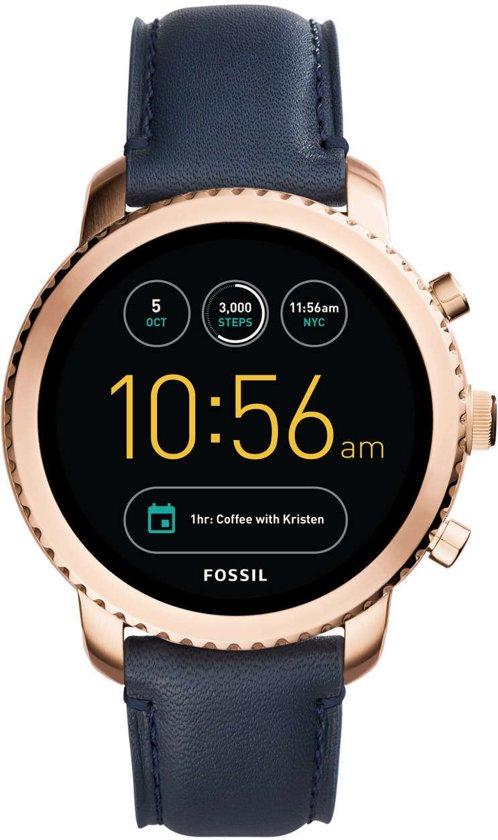 Fossil Q Explorist Smartwatch FTW4002 - Gen 3