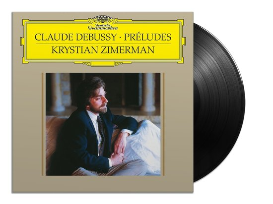Claude Debussy: Preludes (LP)