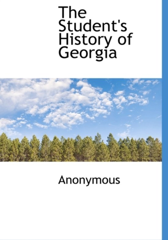 The Student's History of Georgia