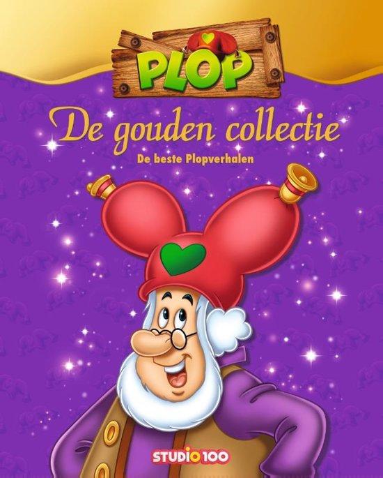 Boek cover Plop - De Gouden Collectie van kabouter Plop van Gert Verhulst (Onbekend)