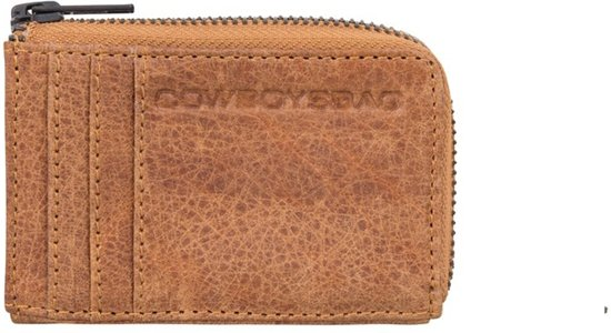 333cc71ca5c bol.com | Cowboysbag Wallet Collins Portemonnee Cognac 2103
