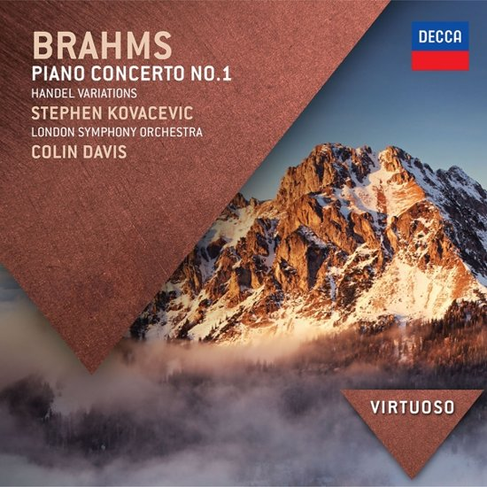 Piano Concerto No.1/Variations (Vir