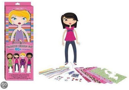 Bolcom Fashion Design Kit Izzy Speelgoed