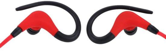 Bluetooth 4.1 In-ear Oortjes / Draadloze Koptelefoon / Wireless Headset / Oortjes / Oortje / Hoofdtelefoon / Oortelefoon / Inear Headphones / Headphone / Draadloos / Sport Headsets / Earbud / Ear-bud / Muziek / Earphones / Rood in Kulsdom