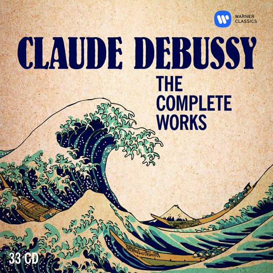 Debussy: The Complete Works (33CD)