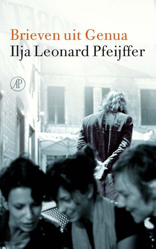 Boek cover Brieven uit Genua van Ilja Leonard Pfeijffer (Onbekend)