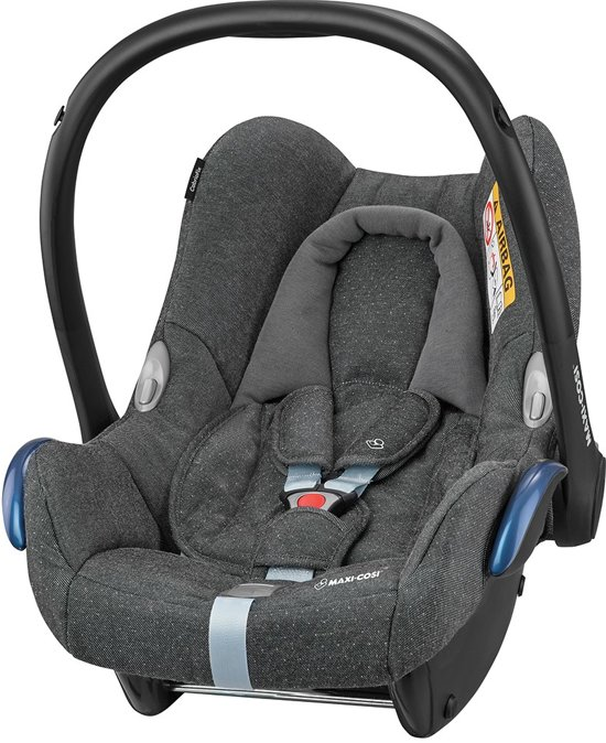 Maxi Cosi CabrioFix Autostoel - Sparkling grey