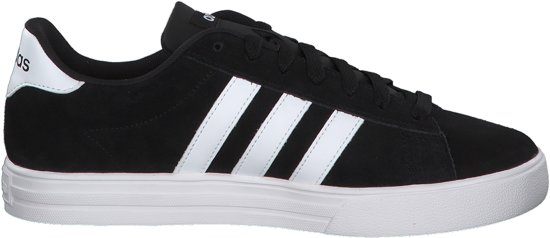 finest selection 77229 b8149 Zwarte Lage Sportieve Sneakers adidas Daily 2.0